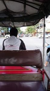 カンボジア町